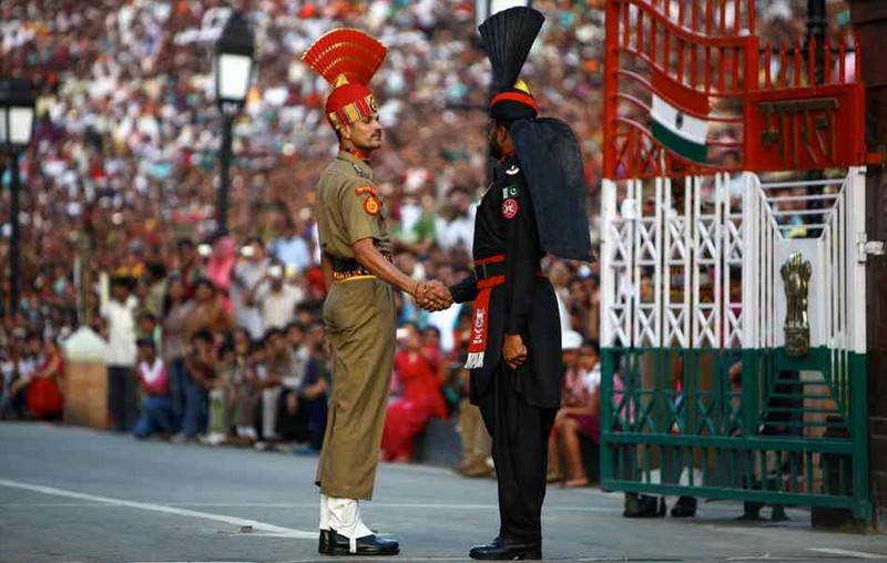Wagah Border - Pakistan/India