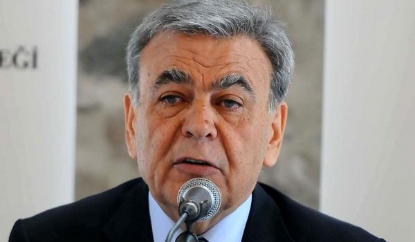 Aziz Kocaoglu, Mayor of Izmir, Turkey