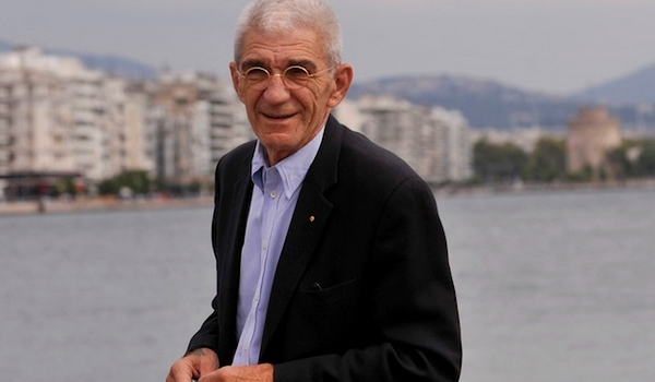 Yiannis Boutaris, Mayor of Thessaloniki, Greece
