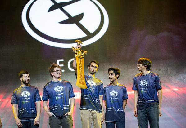 Evil Geniuses -Sumail Hassan Syed