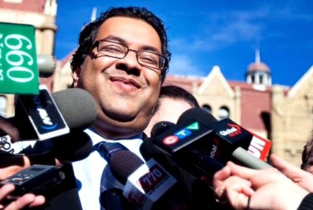 Naheed Nenshi, The Best Mayor In The World