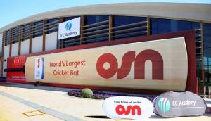 World's Largest Cricket Bat Guinness World Record