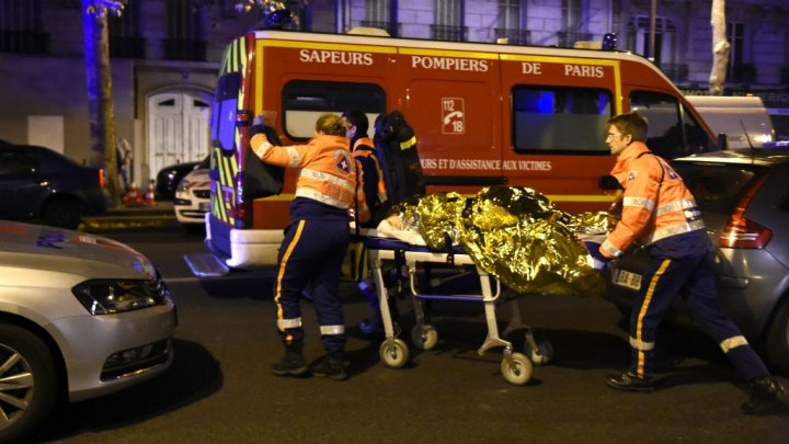 November 2015 Paris Attacks
