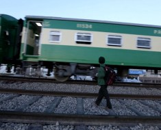 Deadly Selfie: Man Killed in Pakistan While Trying to Pose With Train