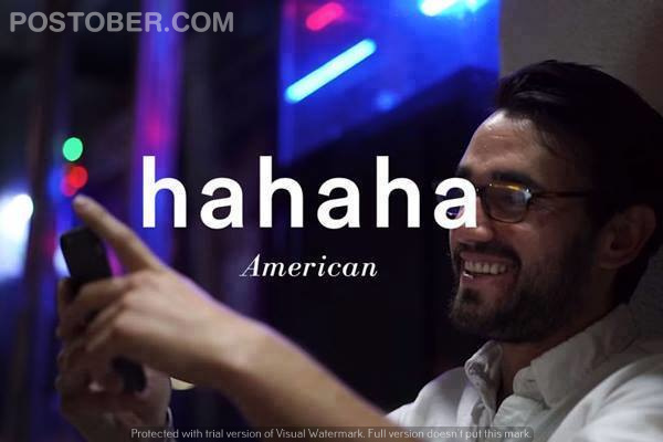 This is how people laugh in American