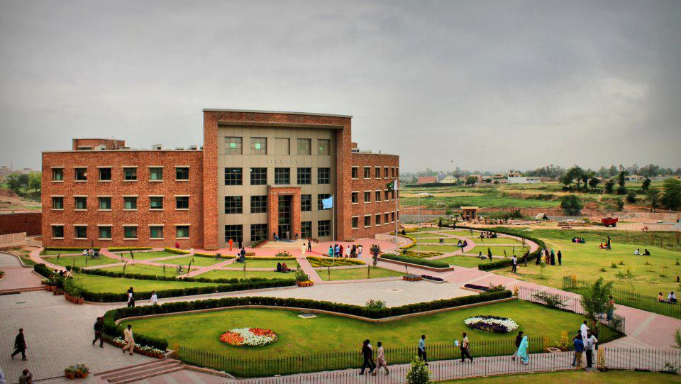 COMSATS University Among Top 10 Universities in the Developing World