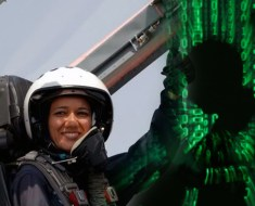 Indian Female Pilot Pakistani Hacker