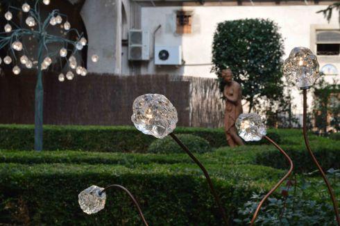 Presenze luminose al Giardino Tresoldi