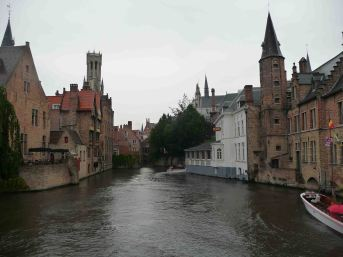 day 5: I romantici canali a Bruges, Belgio