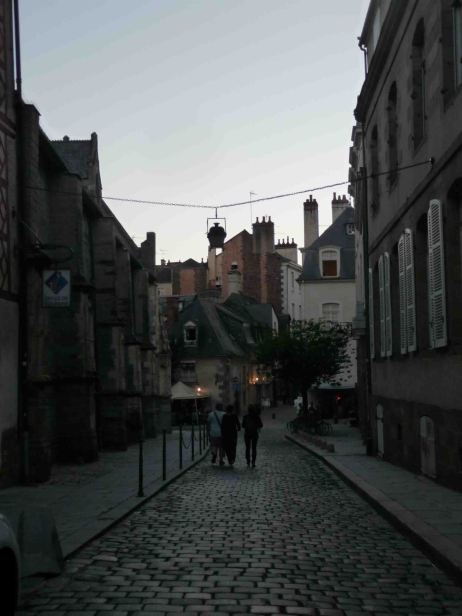 day 7: Rennes by night, il vivace capoluogo bretone...tra crepes e sidro