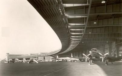 Fotografia storica dell'aeroporto