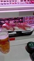 Sushi a bordo...