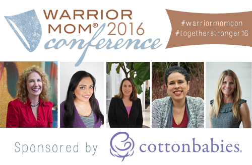 Warrior Mom® Conference Announcement: Keynote and General Speakers & National Sponsor