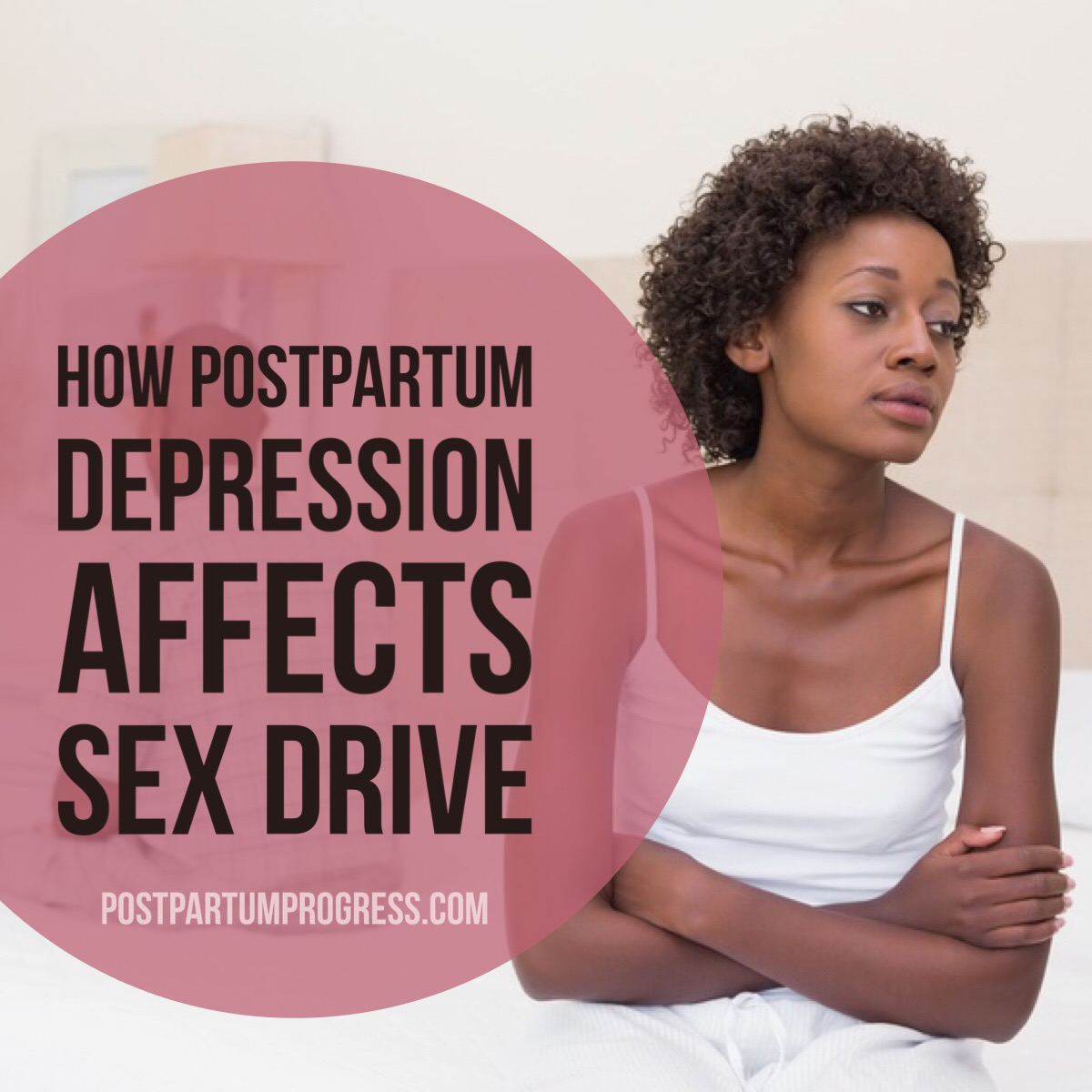 Depressions affect on sex drive