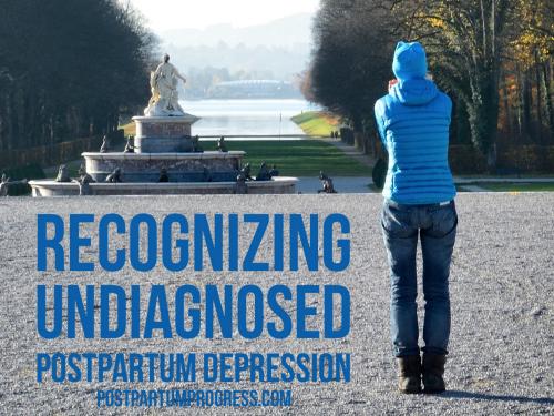 Recognizing Undiagnosed Postpartum Depression