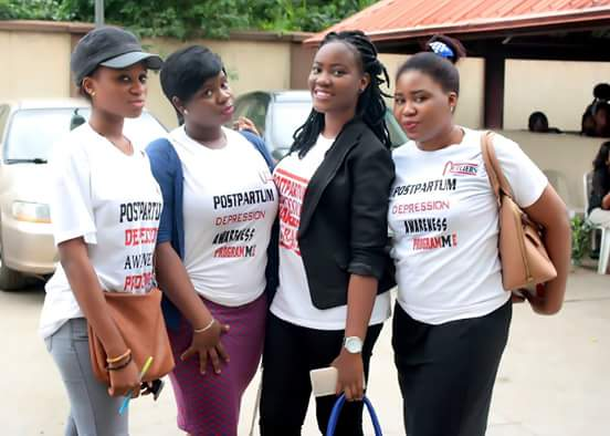 Support for Mothers with Postpartum Depression in Nigeria