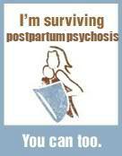 I'm Surviving Postpartum Psychosis