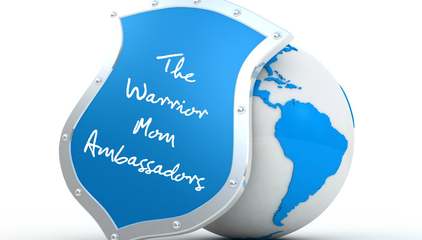 Announcing the Warrior Mom Ambassador Program