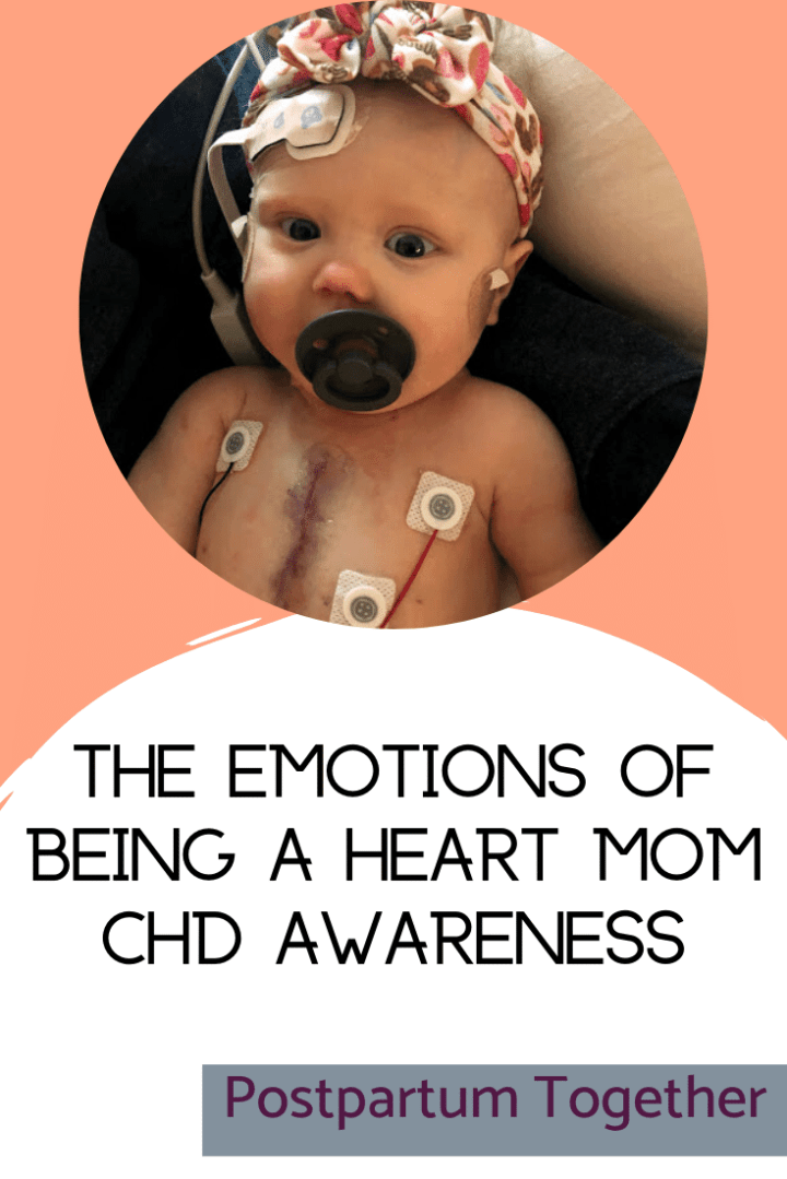 story of a CHD baby with tetralogy of fallot doing well