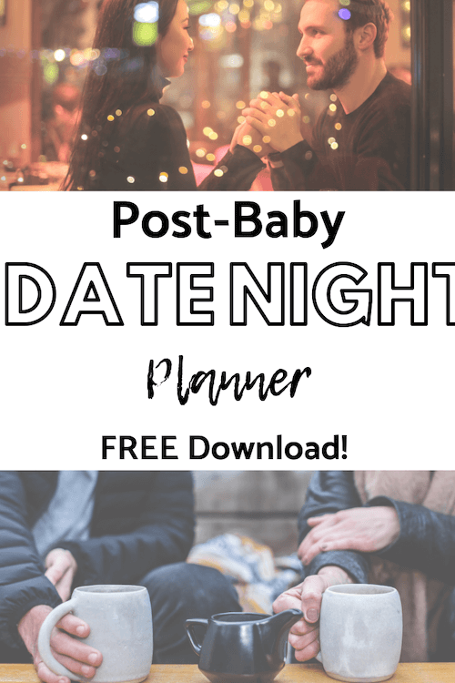 free date night planner