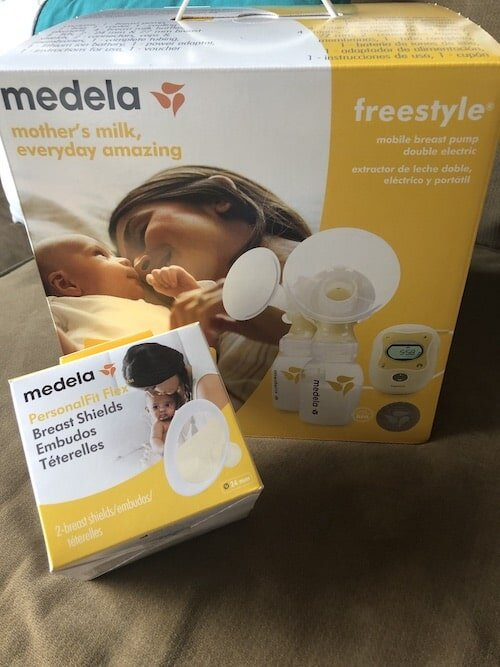 medela free style breast pump review