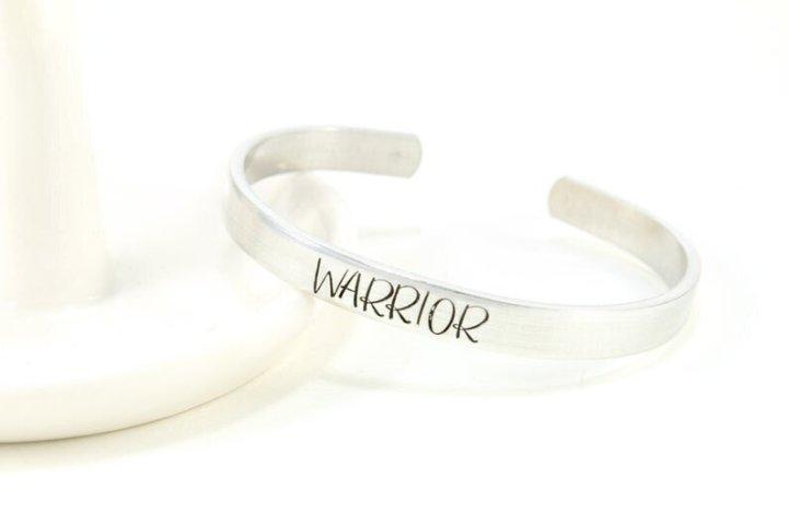 Warrior bracelet from 10th floor treasures