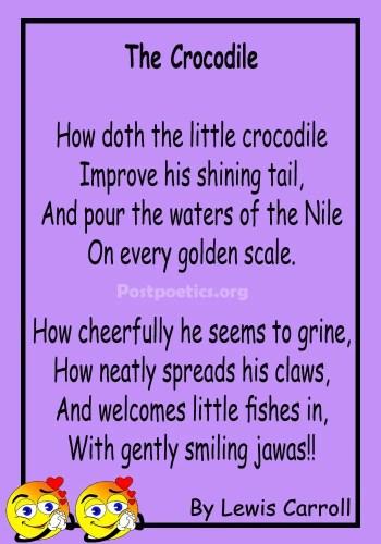 Children Poetry Funny