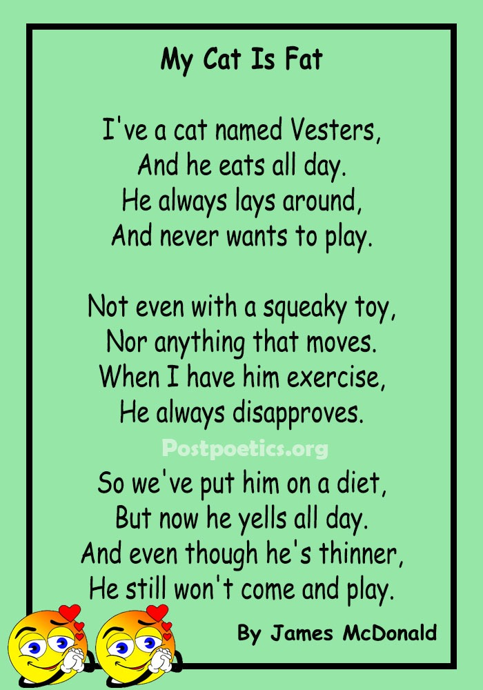 Funny poems that rhyme and make you laugh