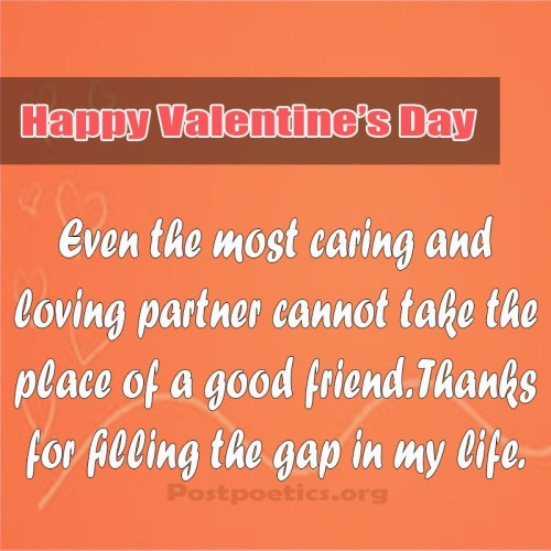 Happy Valentine's Day Quotes For Girlfriend