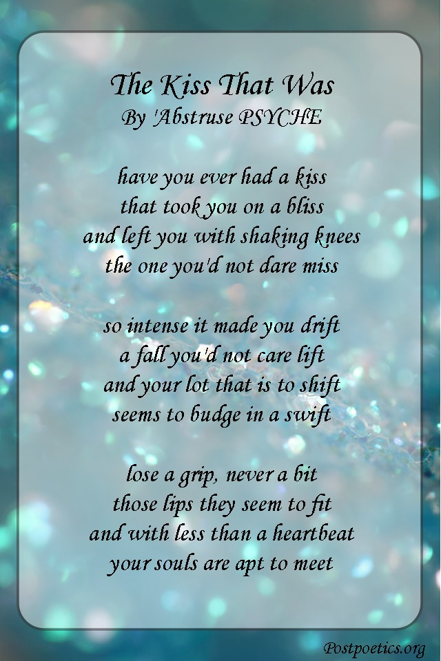 Famous poems about passion