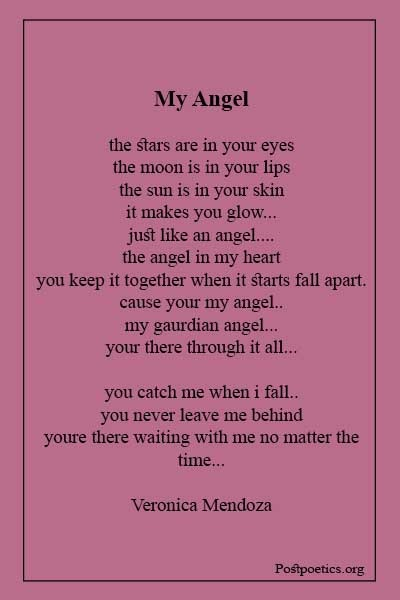 The stars are in your eyes