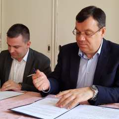 Grad i Županija potpisali Sporazum oko bivšega Doma učenika