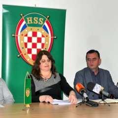 """""""Predsjednik HSS-a Krešo Beljak ne prenosi prave vrijednosti stranke!"""""""