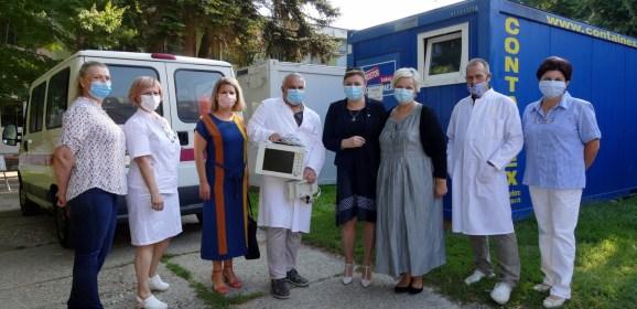 Donacija Lions kluba Bjelovar OB Bjelovar