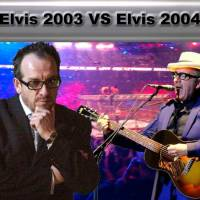 Steel Cage Match: Elvis 2003 VS Elvis 2004 [Part 1]