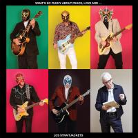 Nick Lowe Coming To Town… Possibly Yours (con Los Straitjackets)