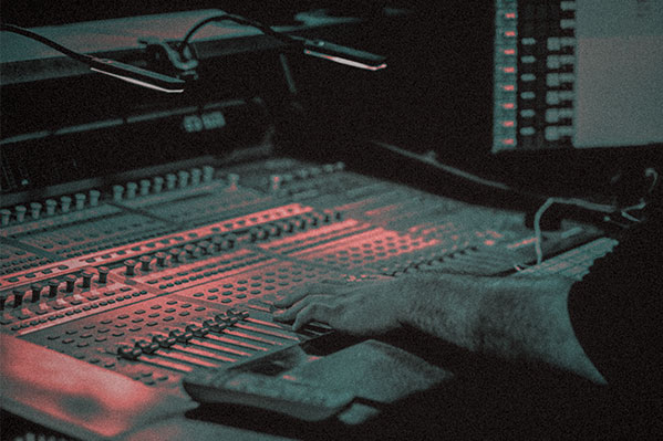 postred-about-us-audio-mixing-console
