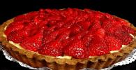 receta Tartaleta de fresas