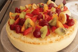 tarta de tutti-frutti