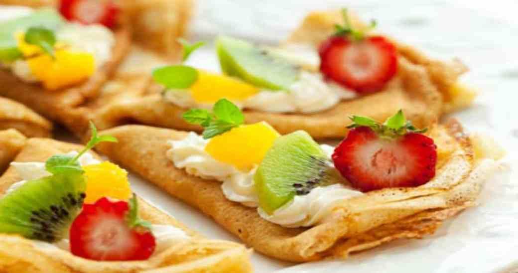 Recetas de postres con frutas fáciles de hacer