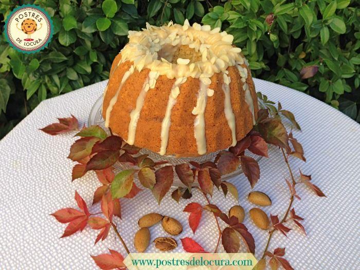 Bundt Cake de Almendras y Dulce de Leche 1