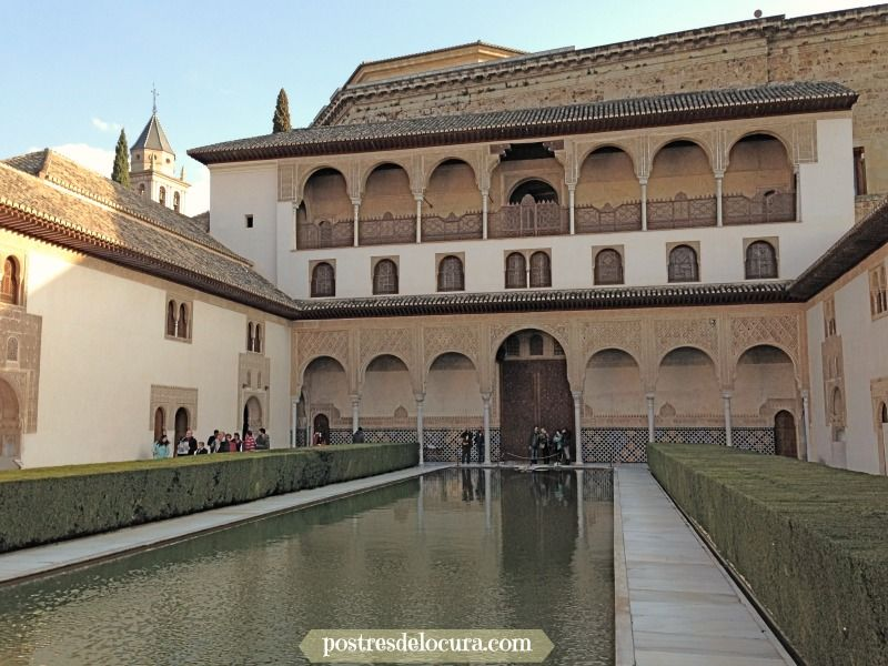 Patio de los Arrayanes