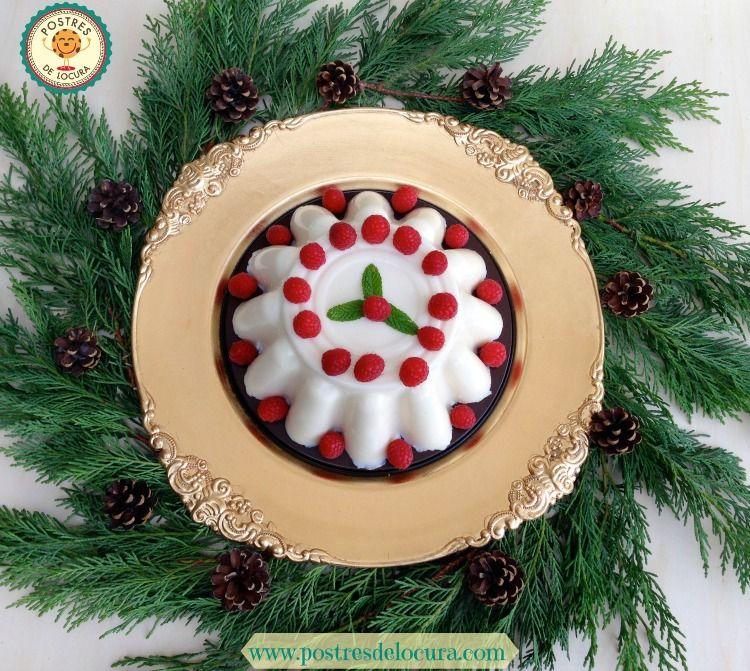 Postre de Navidad: Postre de tres leches frío