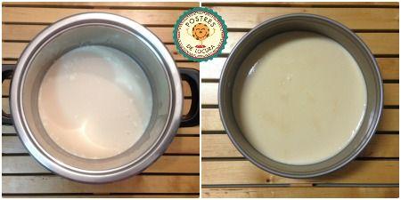 Preparacion tarta tres leches