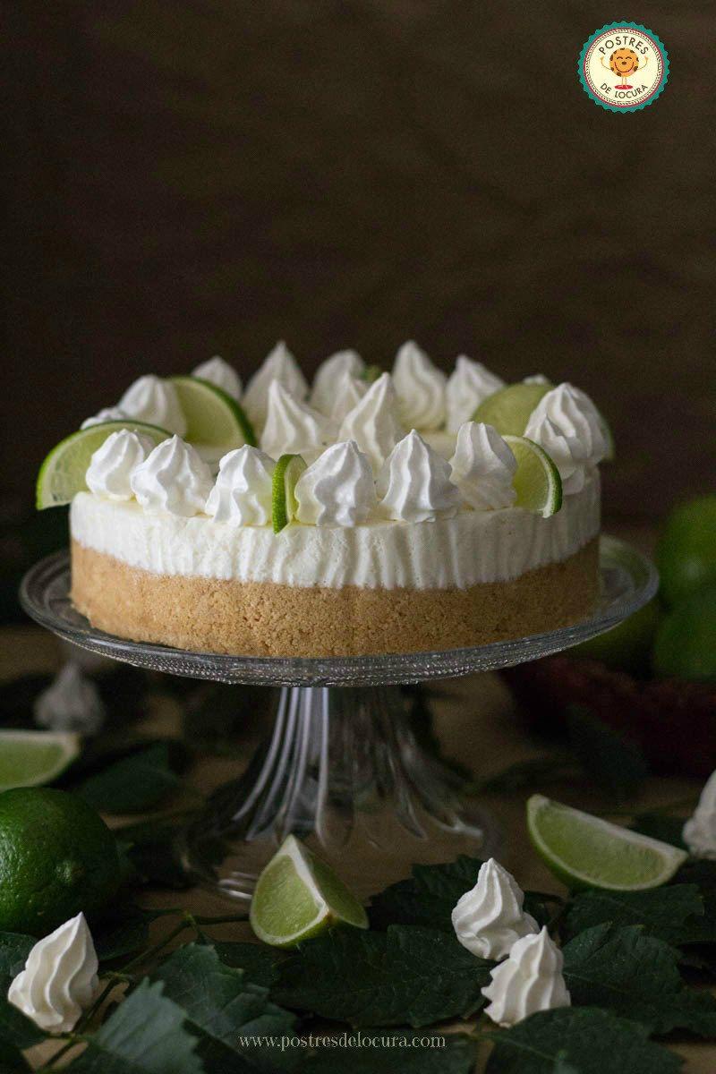 tarta-helada-de-lima-y-merengue