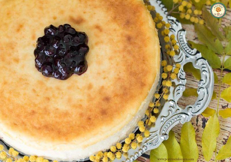 tarta-de-queso-al-horno-facil
