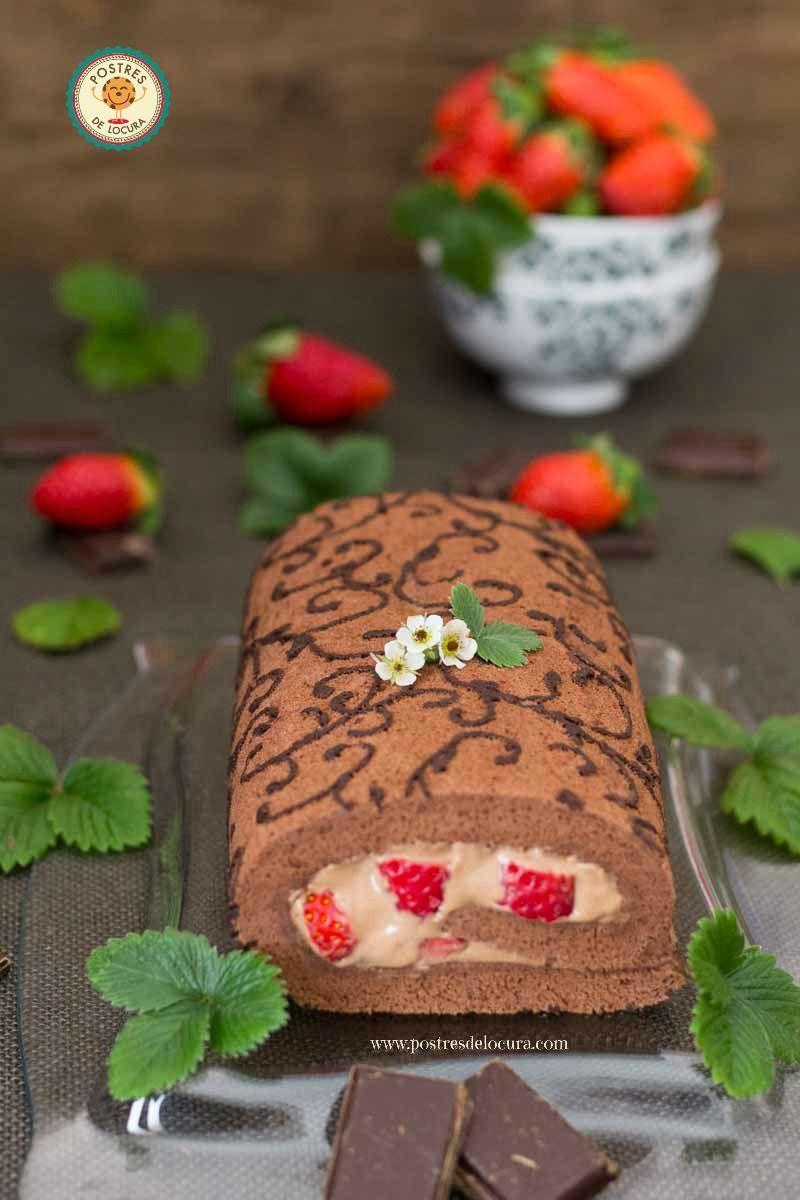 Rollo Fantasia de Chocolate