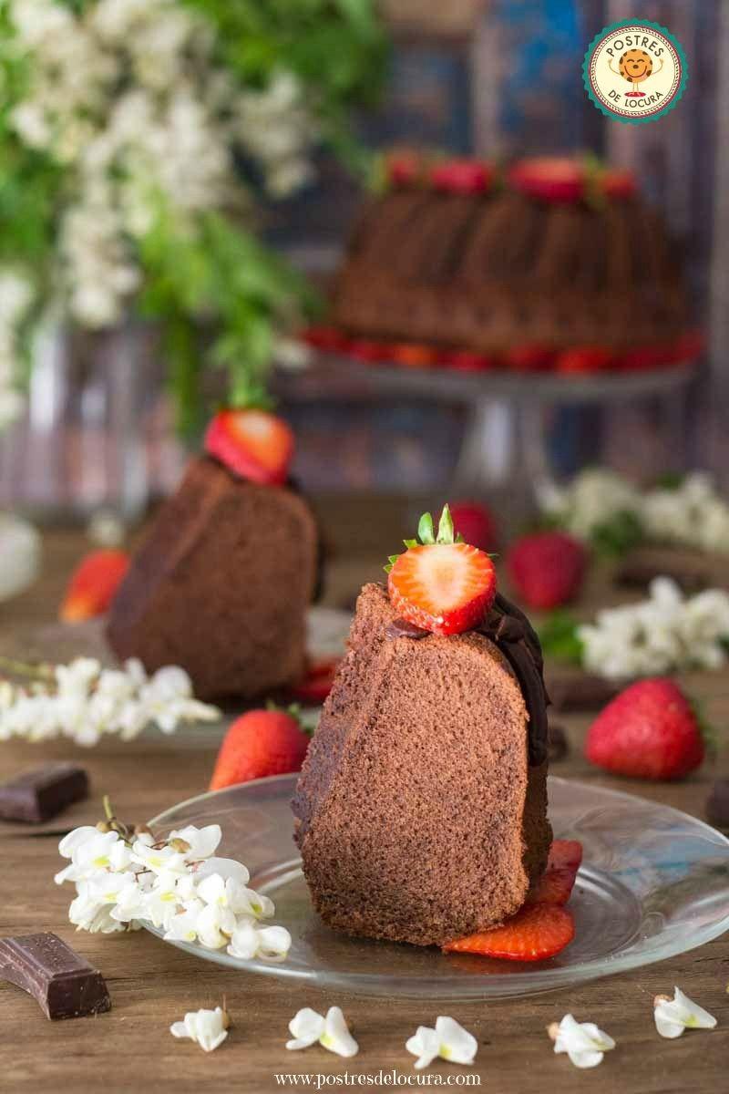 Bizcocho de chocolate de Pierre Marcolini