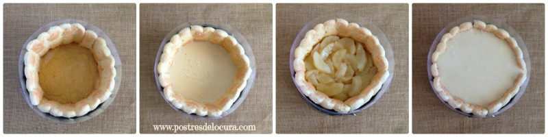Montaje carlota de peras