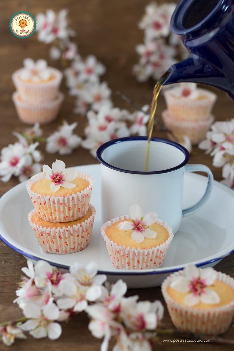 Muffins de naranja súper esponjosos